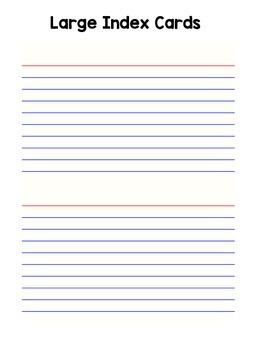 Summary and Main Idea using Incredible Shrinking Notes