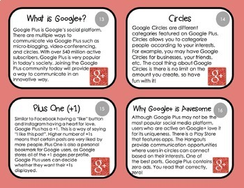 Summarizing with Social Media Task Cards