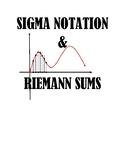 Summation(sigma) notation and Riemann Sums