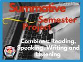Summative Semester English Project