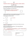 Summative or Formative IB exam template - Reading (Phase 1 or 2)