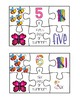 Summer 0-20 Counting Puzzles