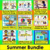 Summer School Activities for Primary BUNDLE - Save $5.00!