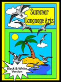 Summer Language Arts Activity Packet