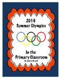 Summer 2016 Olympics