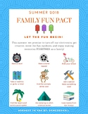 Summer 2018 Family Fun Pact