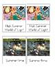 Summer - 3 Part Cards - Art Masterpieces