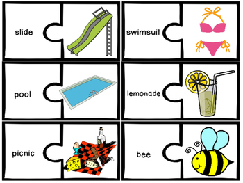 Summer - 46 Puzzles