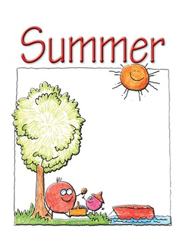 Summer - A Collection of Fun Independent Activities