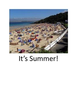 Summer. A LOOK BOOK Easy Reader