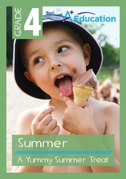 Summer - A Yummy Summer Treat - Grade 4