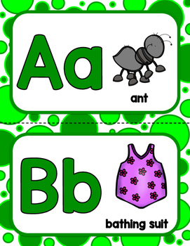 Summer ABC!  Summer Alphabet