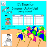 Kindergarten Summer Packet 1