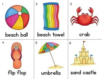 Beach Day Activities