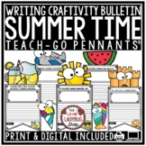Summer Writing Activities 3rd Grade
