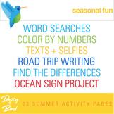 23 Summer Activities