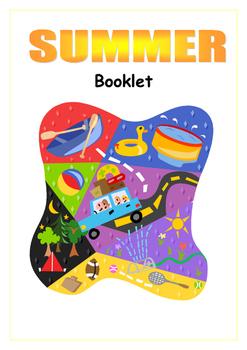 Summer Activities Booklet