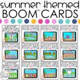 Summer Activities Boom™ Cards BUNDLE: Distance Learning fo