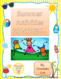 Summer Activities Bundle