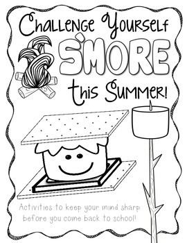 Summer Activities: Challenge Yourself S'more this Summer!