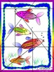 Fish Themed - Frames and Puzzle