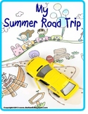 Summer Activities PRINT and GO - Going On A Road Trip