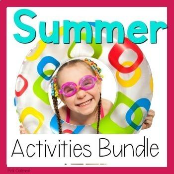 Summer Activities Movement Bundle