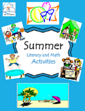 Kindergarten Summer Packet 2