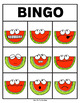 Summer Activities Emotions Bingo
