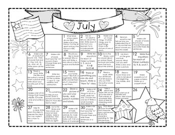 Summer Activities for Future Second Graders