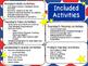 Summer Activity Bridge Packet: July