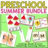 Summer Activity Bundle for Toddler & Preschool