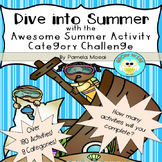 Summer Activity Challenge
