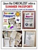 Summer Activity Checklist