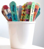 Summer Activity Jar Lesson Plan