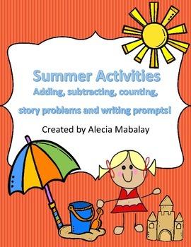 Summer Activity Sheets