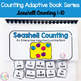 Summer Adaptive Counting Book Bundle (set of 4)