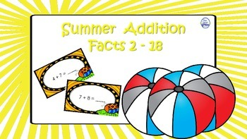 Summer Addition Facts