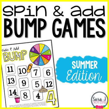 Summer Addition Game
