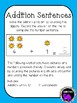 Summer Addition Within 10: Number Sentences