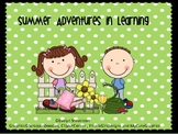 Summer Adventures in Learning
