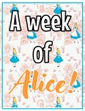 Summer Alice in Wonderland bundle!