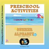 "Alphabet Learning Center ""Summer Alphabet"""