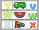 Summer Alphabet Puzzles