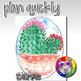 Summer Art Project, Cactus in a Pot