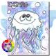 Summer Art Project, Jellyfish