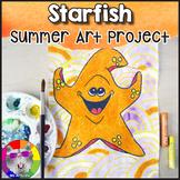 Summer Art Project, Starfish