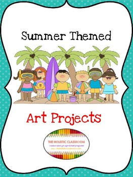 Summer Art Projects