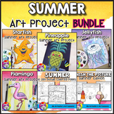 Summer Art Projects BUNDLE