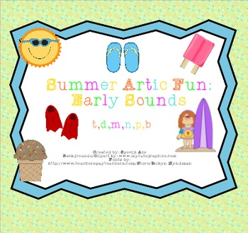 Summer Artic Fun: Early Sounds
